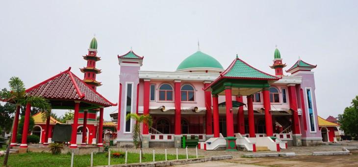 Masjid Cheng Ho: Masjid Bernuansa Muslim Tionghoa di Palembang