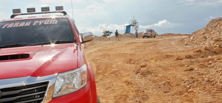 Road Trip Sorong – Tambrauw: Tujuh Hari yang Menantang
