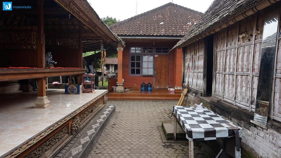 Pekarangan Rumah di Desa Adat Penglipuran