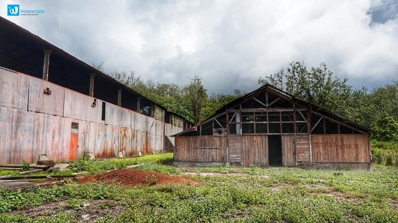 pabrik kopi di Tambora
