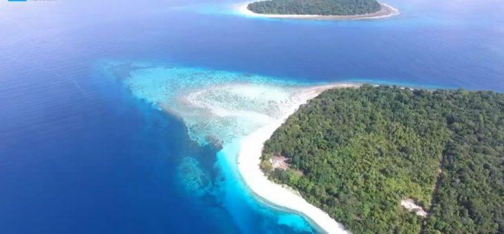 Pulau Sara, Pesona Kepulauan Talaud di Bibir Pasifik