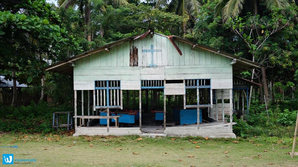 Gua arandangan Talaud