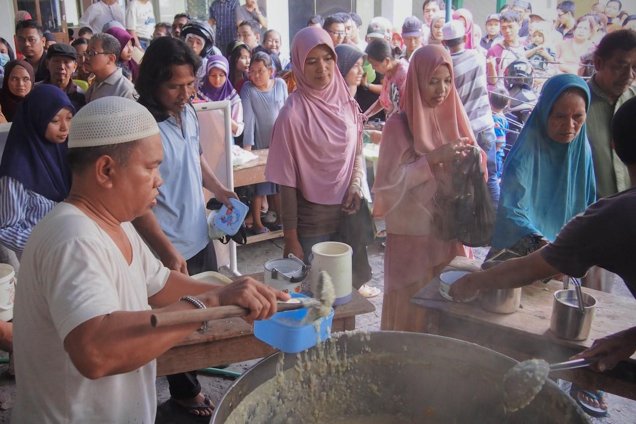 Bubur Banjar Solo Saat Ramadan