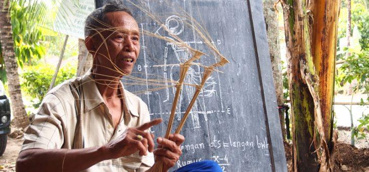 Maestro Wayang Sada: Rubrik NG Traveler Sentra Budaya