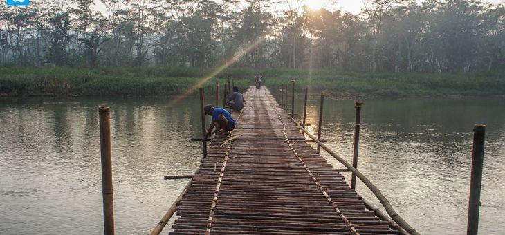 Jembatan Sesek: Memintas Jarak dan Waktu