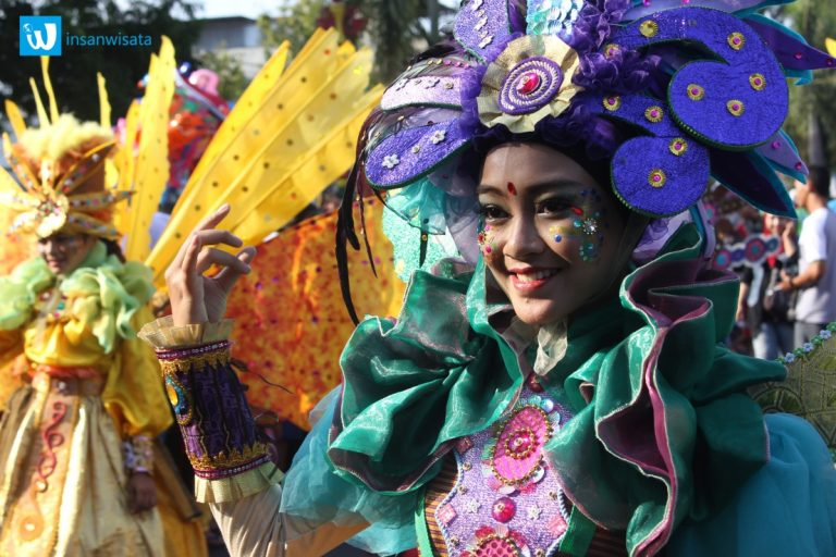 Klaten Lurik Carnival