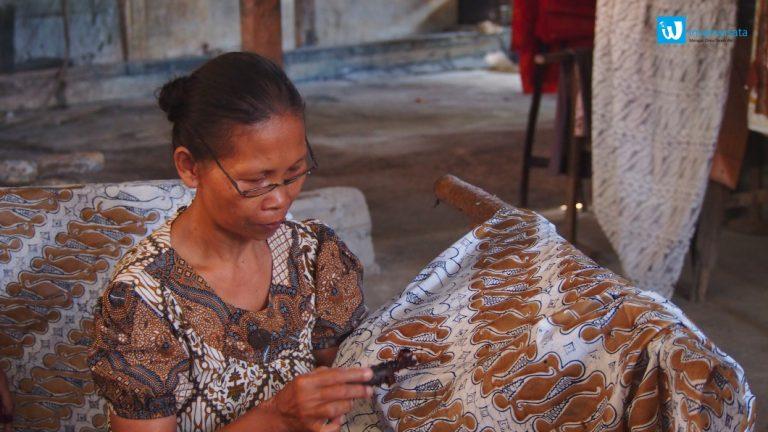Batik Jarum Klaten