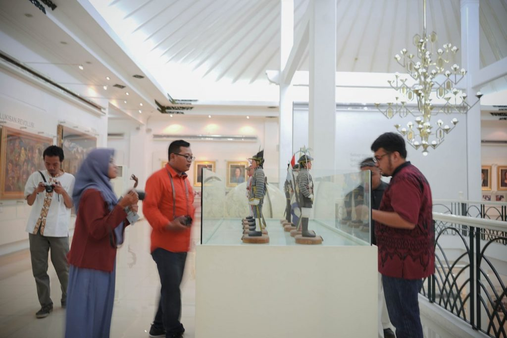 istana kepresidenan di Gedung Agung Yogyakarta