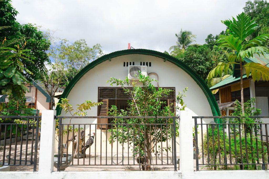 Museum Flora Fauna Tarakan
