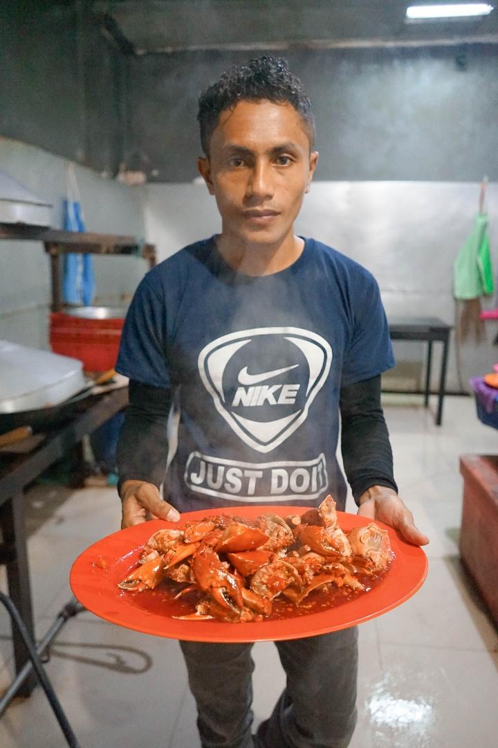 Kepiting Tarakan