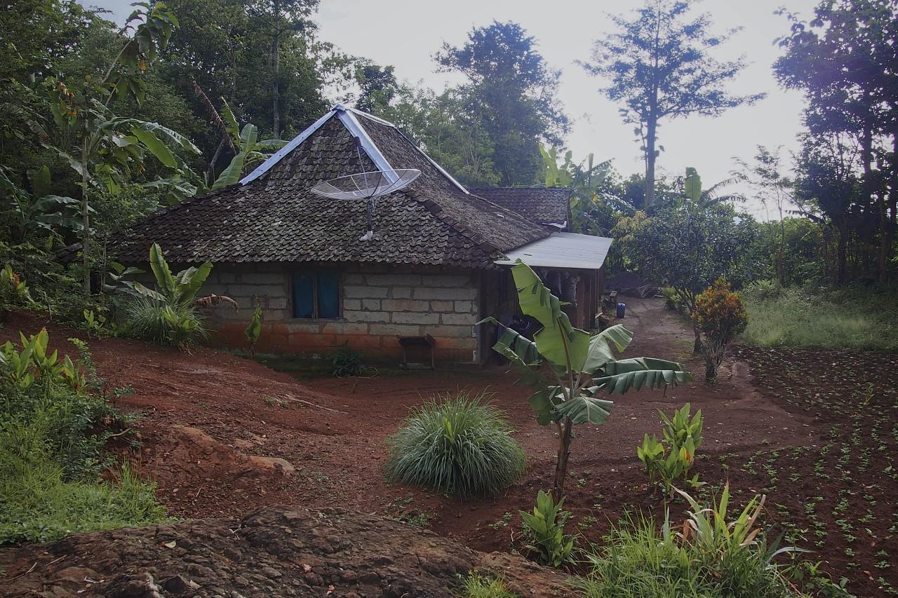 Kampung Pitu Nglanggeran